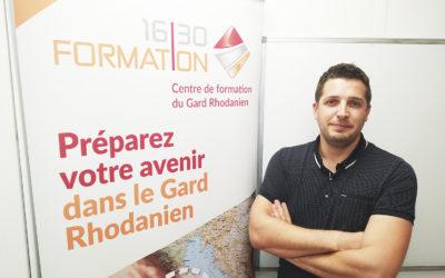 Entretien avec Jean-Baptiste Honorin, gérant de 16/30 FORMATION