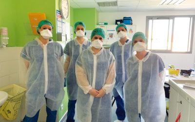 Les actions de l'hôpital de Bagnols