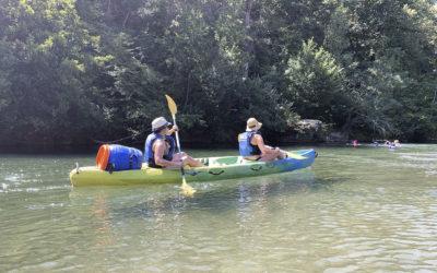 Cèze & Ardèche: les rivières offrent le plus beau des loisirs pour toute la famille