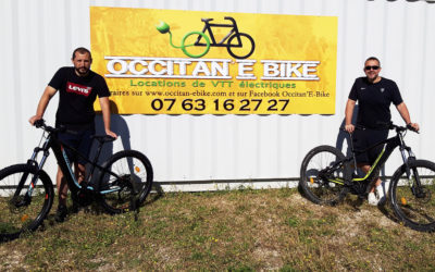 Nouveau ! Occitane Bike à Goudargues