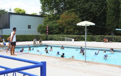 La piscine Guy Coutel de Bagnols a réouvert !