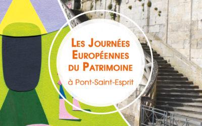 37e Journées européennes du patrimoine les 19 et 20 septembre
