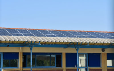 Saint-Alexandre : l'école est alimentée par l'énergie solaire