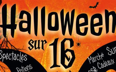 Bagnols-sur-Cèze : le 31 octobre, c'est Halloween !