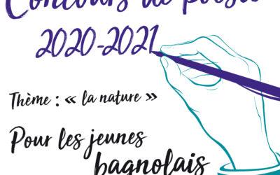 4e Concours de Poésie à Bagnols-sur-Cèze