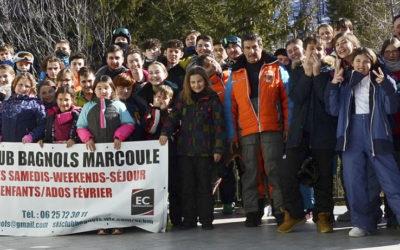 Le Ski Club Bagnols Marcoule