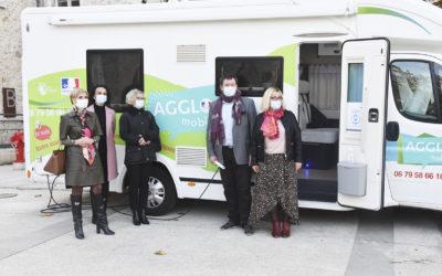 Pont-Saint-Esprit : le camping-car Agglo Mobile présent dans plus de 25 communes!