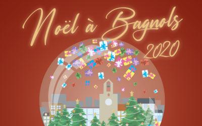 Noël 2020 à Bagnols-sur-Cèze : opération chèques cadeaux pour fêter Noël et soutenir les commerçants.