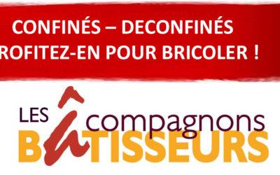 Les Compagnons bâtisseurs à Bagnols sur Cèze !