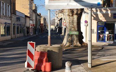 Les travaux de l'avenue Paul-Langevin ont débuté !