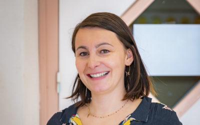 Aurore Jorda à la tête de la jeune chambre économique de Bagnols-sur-Cèze et du Gard Rhodanien