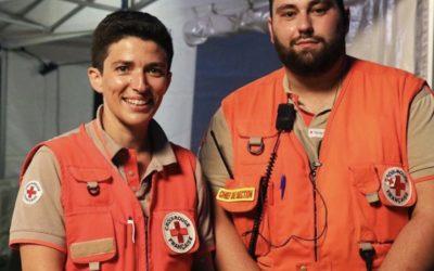 Bagnols-sur-Cèze: l'engagement de la Croix Rouge porté par Charly Abed