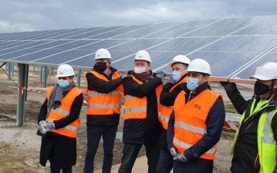«Plateforme Laudun», le renouveau de l'ancienne friche industrielle d'ArcelorMittal !