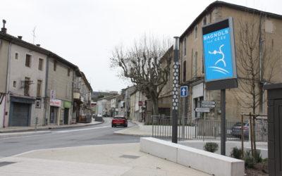Des panneaux à LED pour la ville de Bagnols sur Cèze