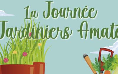 Première journée des jardiniers amateurs à Bagnols-sur-Cèze !