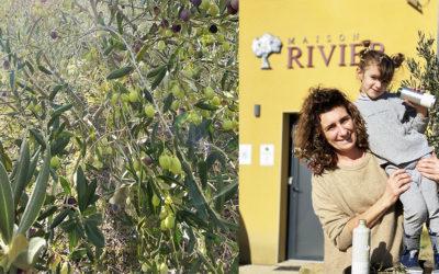 Maison Rivier lance ses huiles d'olive !