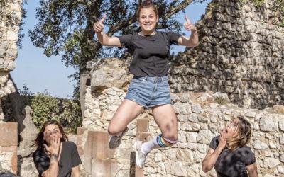 Les Cacarinettes en Baskets : 3 femmes qui tracent la route