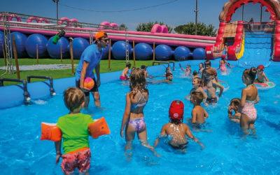 Moby Parc ouvre ses portes à Laudun cette année, sur le terrain de la piscine découverte