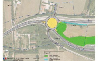 Roquemaure : 750 000€ débloqués pour la construction d'un nouveau giratoire