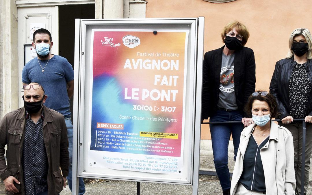 Pont-Saint-Esprit : «Avignon fait le Pont» s'invite à La Scène-chapelle