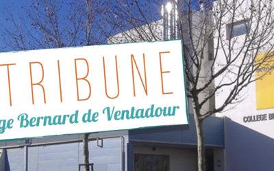 Rentrée nouvelle version à Bernard de Ventadour !