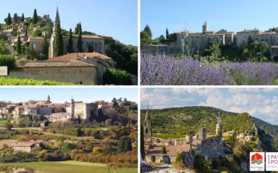 Participez au rallye Découverte des Plus Beaux Villages de France Gardois : Samedi 12 juin 2021