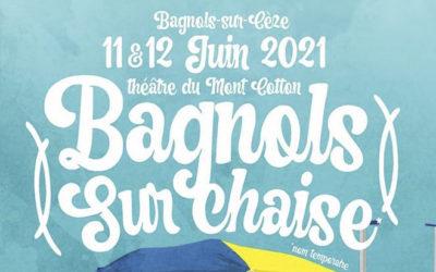 BAGNOLS SUR CHAISE : Le 11 & 12 juin au Mont Cotton !