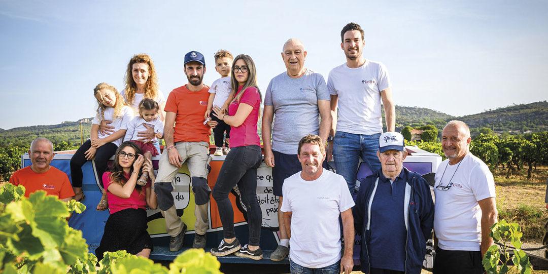 Maison Rivier, six générations, une passion