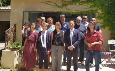 Séminaire de l'association les SOLISTE'S Première association dédiée aux solos entrepreneurs du Gard Rhodanien