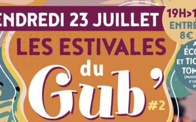 Saint-Laurent-de-Carnols : Les Estivales du Gubernat 2021