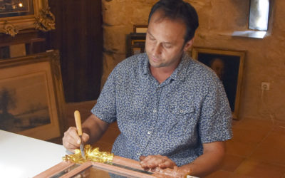 La Roque-sur-Cèze : Frédéric Ramadier ouvre La Calade Galerie