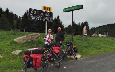 Vénéjan : Jean-Paul et Marie-Hélène sur le chemin du retour