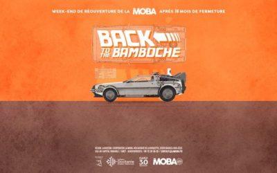 Ré-ouverture de la MOBA le week-end du 17 & 18 septembre !