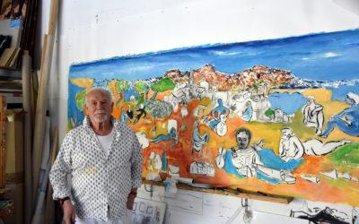 Jean-François Brahin artiste peintre : l'art de créer, de concevoir