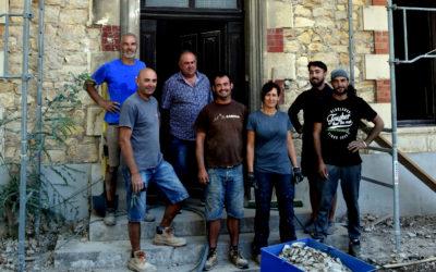 Les établissements Barcelo : 50 ans de maçonnerie