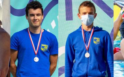 4 jeunes bagnolais brillent pour la coupe de France des régions et le Critérium National de natation à Laval !