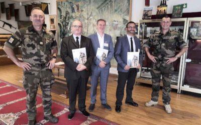 LANCEMENT DE LA 3EME PROMOTION DES CADETS DE LA DEFENSE AU 1ER REG