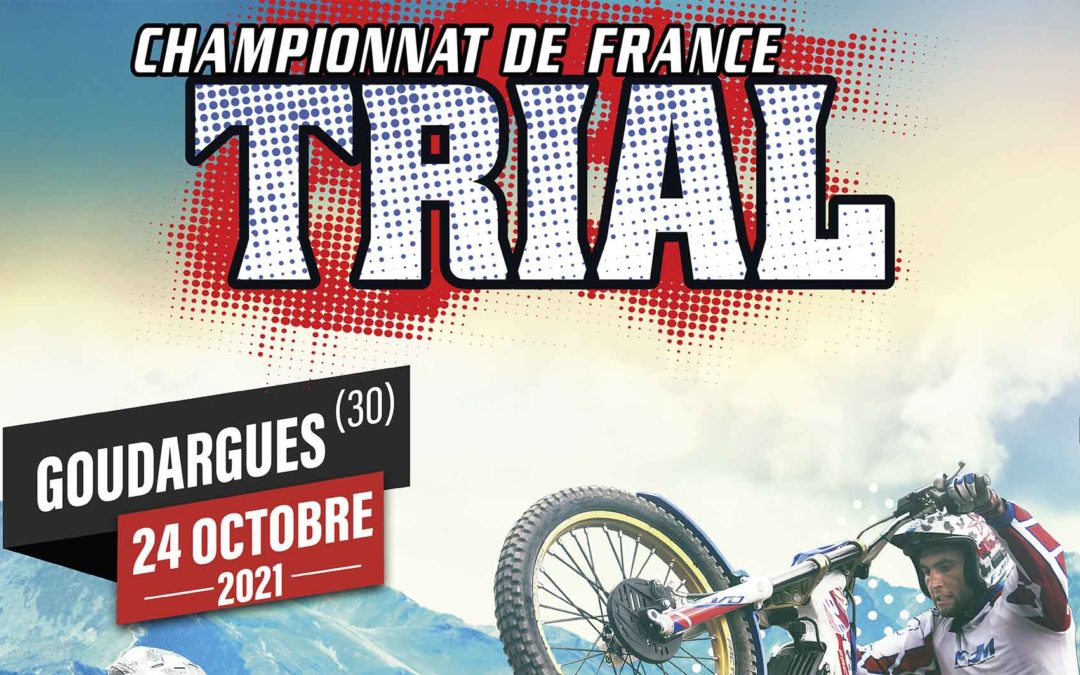 Goudargues: Championnat de France Trial les 23 et 24 octobre