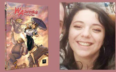 RENCONTRE AVEC LISA DI MARTINO, autrice de BD en séance dédicaces à la librairie Occitane le 23 octobre prochain